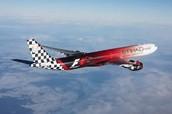 Formula 1 livery  Etihad Airways  A340