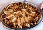 Charoset Pie