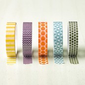 2014-2016 In Color Designer Washi Tape Item # 138382