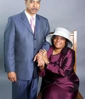 Pastor John and Evangelist Patricia Taylor
