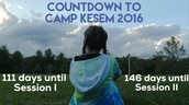 Countdown to Camp