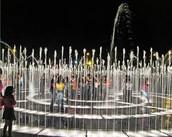 el circuito mágico del agua