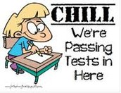 Upcoming STAAR Tests for campus