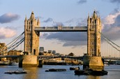 Have to go Tower bridge in London!