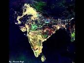 india on the night of deepawali