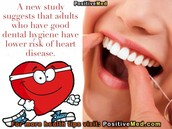Good Oral Hygiene is Good For Your Heart!
