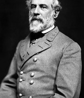 Confederate commander- Robert E. Lee