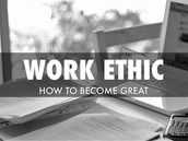 Traits of a Good Work Ethic