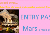 Time for a holiday, what about Mars?