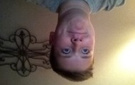 Upside down Cole