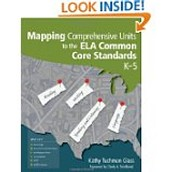 Mapping comprehensive units to ELA Common Core