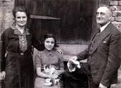 Edith as a Child
