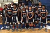 Congrats to NMS Basketball team for 2nd Place in District Tournament