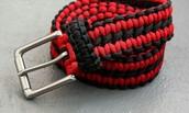 Paracord cinturon