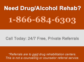 Alcohol and Drug Abuse Hotline