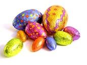 אחד מהמנהגים של חג הפסחא- ביצי הפסחא