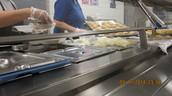 Cafeteria Line: