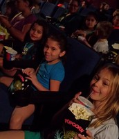1st Grade Walking Trip to Towne Cinema!