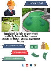 Best Creation Services for Mini Golf Course