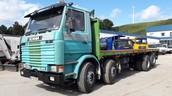Scania 113-8x2 Ballestras