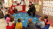 Story time with Police