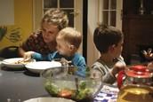 Kącik dla dzieci - KOCHAMY Dzieci w Sieciówce