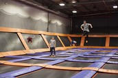 Jessica is looking forward to jumping her way through her 11th birthday at Sky Zone and would love you to join her.