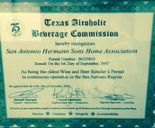Oldest Continuously-Running Beer License in SA! Since 1937