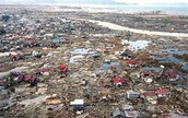 What are Some Examples for Tsunamis?