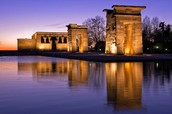 Temple of the Debod