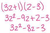 Binomial by a Binomial
