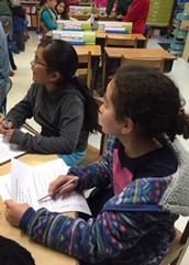 PLC Goal in Action/Ms. Bacher's Third Grade Class
