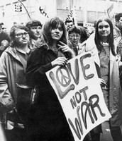 War Protests in the U.S,