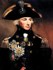Vice Admiral Horatio Lord Nelson