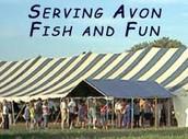 Avon Optimist Fish Fry