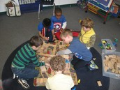 City planning with Dr. Drew's blocks