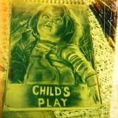 Chucky's Play House.