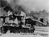 Burning the Camp
