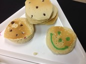 Happy, Yummy Pancakes!