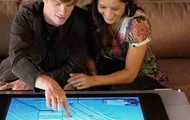 Microsoft Surface: a touch screen table