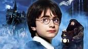 Harry Potter by J.K Rowling