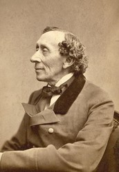 The life of Hans Christian Andersen