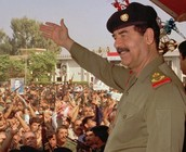 -Saddam Hussein