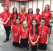 DCE Honor Choir!!