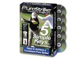 THE MEDICUS PURE STRIKE - 5 SIMPLE KEYS TO CONSISTENCY IS AVAILABLE NOW!