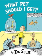 New book by Dr. Seuss