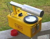 Recent Geiger Counter Model