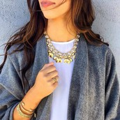 Essential Gold Necklaces