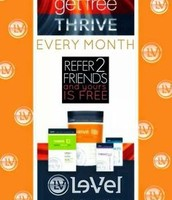 GET FREE THRIVE EVERY MONTH