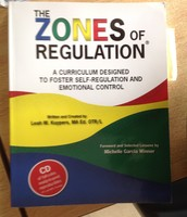 The Zones of Regulation by Leah Kuypers